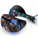 Avengers age of ultron Skin Decal for Playstation VR PS4 Headset cover sticker