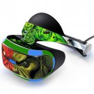 Hulk Skin Decal for Playstation VR PS4 Headset cover sticker