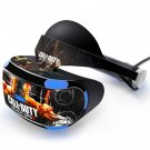 COD Black ops 3 Skin Decal for Playstation VR PS4 Headset cover sticker