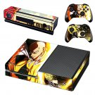 One punch man skin decal for Xbox one console and controllers