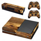 Tree trunk skin decal for Xbox one console and controllers