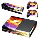Planet and land skin decal for Xbox one console and controllers