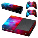 Blurry sky skin decal for Xbox one console and controllers