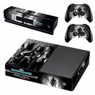 Guardinas of the galaxy skin decal for Xbox one console and controllers