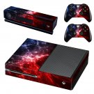 Smoke storm skin decal for Xbox one console and controllers