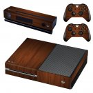 Wooden Board Xbox one skin