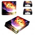 Planet sky skin decal for console and controllers