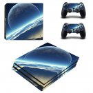 Sun sets scene skin decal for console and controllers