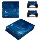 Flying bird sky skin decal for console and controllers