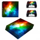 Bright sky skin decal for console and controllers