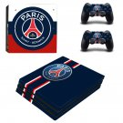 Paris Saint German skin decal for console and controllers