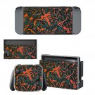 Insect clipart decal for Nintendo switch console sticker skin