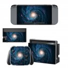 Galaxy scene decal for Nintendo switch console sticker skin