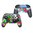 Splatoon 3 decal for Nintendo switch controller pro sticker skin