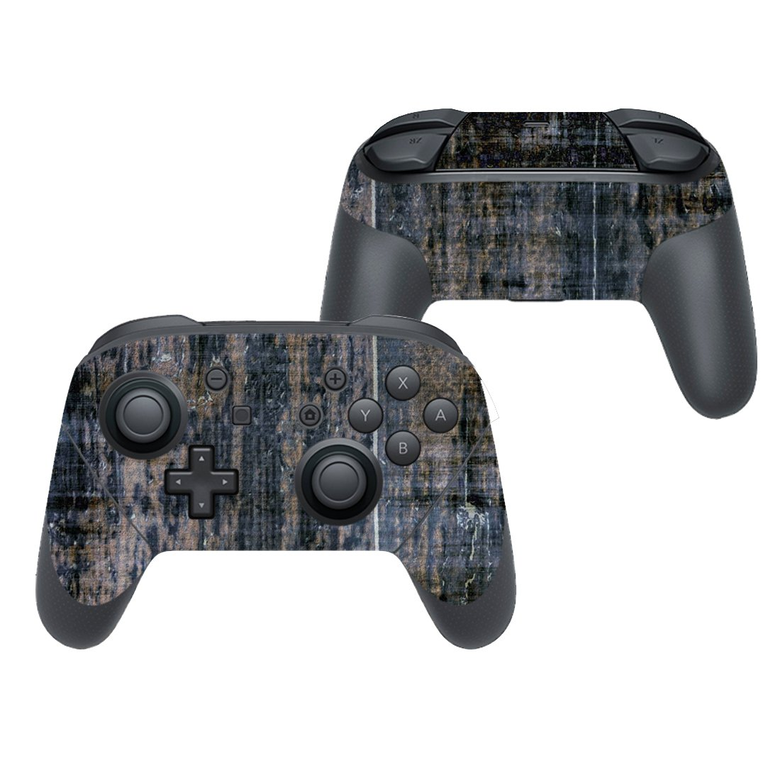 Blurry wallpaper decal for Nintendo switch controller pro sticker skin