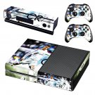 Cristiano ronaldo skin decal for Xbox one console and controllers