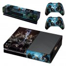 Shadow of war skin decal for Xbox one console and controllers