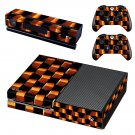 Brick Design skin decal for Xbox one console and controllers