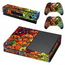 Graffiti skin decal for Xbox one console and controllers
