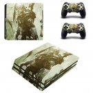 Aliens vs Predator ps4 pro skin decal for console and controllers