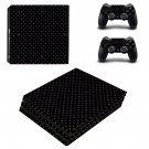 PS4 Button Print ps4 pro skin decal for console and controllers