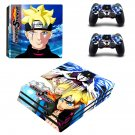 Naruto to Boruto Shinobi Striker ps4 pro skin decal for console and controllers