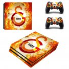 Galatasaray S.K. ps4 pro skin decal for console and controllers