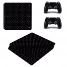 PS4 Button Print ps4 slim skin decal for console and controllers