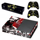 Anime Custom skin skin decal for Xbox one console and controllers