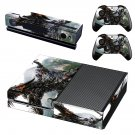 Transformers 5 skin decal for Xbox one console and controllers