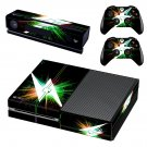 Lightning Bolt skin decal for Xbox one console and controllers