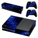 Lightning skin decal for Xbox one console and controllers