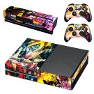 Naruto to Boruto Shinobi Striker skin decal for Xbox one console and controllers
