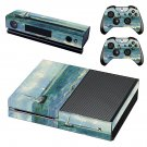 Saintes maries de la mer skin decal for Xbox one console and controllers