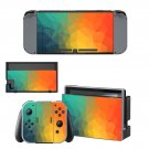 Gradient Prizma Nintendo switch console sticker skin