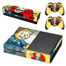The Adventures of Tintin skin decal for Xbox one console and controllers