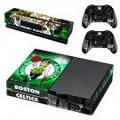 Boston Celtics Xbox one skin