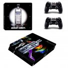 Absolut Cruelty ps4 slim skin decal for console and controllers