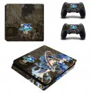 Ys VIII -Lacrimosa of Dana ps4 slim skin decal for console and controllers