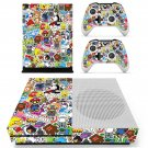 Jdm stickers skin decal for Xbox one Sconsole and controllers