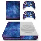Starry sky skin decal for Xbox one S console and controllers