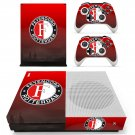 Feyenoord Rotterdam  skin decal for Xbox one Slim console and controllers