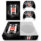 Beşiktaş J.K skin decal for Xbox one S console and controllers