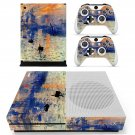 Sunrise Painting skin decal for Xbox one S console and controllers