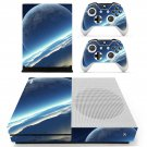 Sun sets clipart skin decal for Xbox one S console and controllers