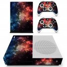 Sky stars skin decal for Xbox one S console and controllers