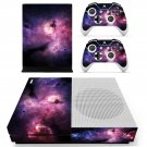 Sky stars skin decal for Xbox one Slim console and controllers