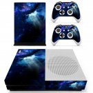 Cloud covered sun skin decal for Xbox one S console and controllers