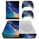 Sky object skin decal for Xbox one S console and controllers