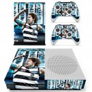 Geelong Football Club skin decal for Xbox one S console and controllers